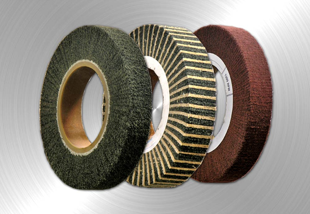 Flap abrasive wheels
