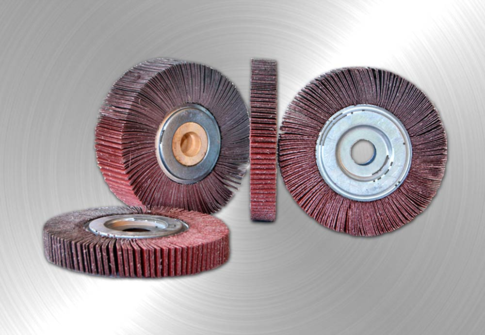Belts and abrasive wheels